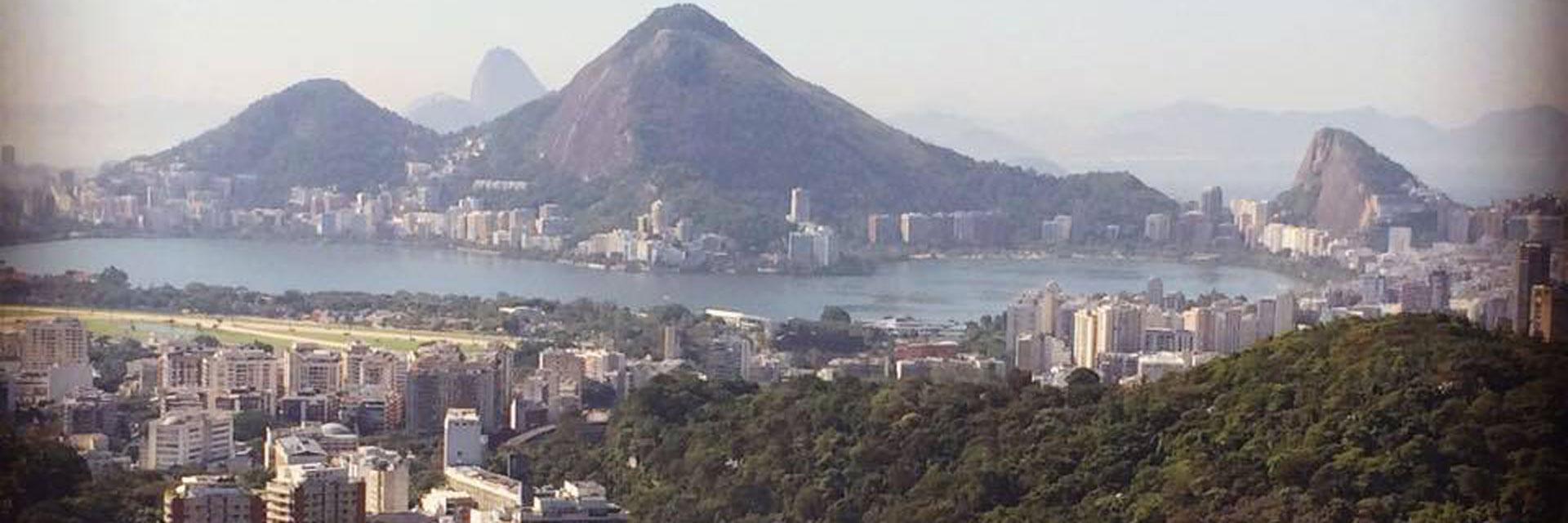 Parque Lage, Rio